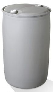 Ammonia drum grey